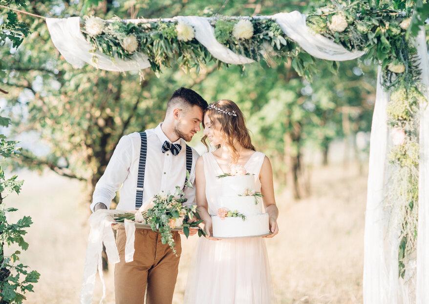 Green Wedding: Nachhaltig heiraten leicht gemacht
