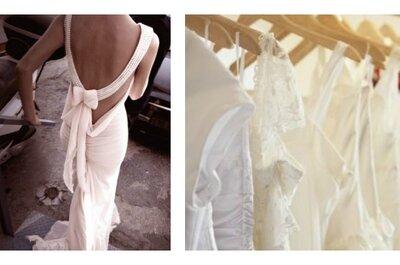 Robe de mariée : 10 choses à éviter au moment de la choisir