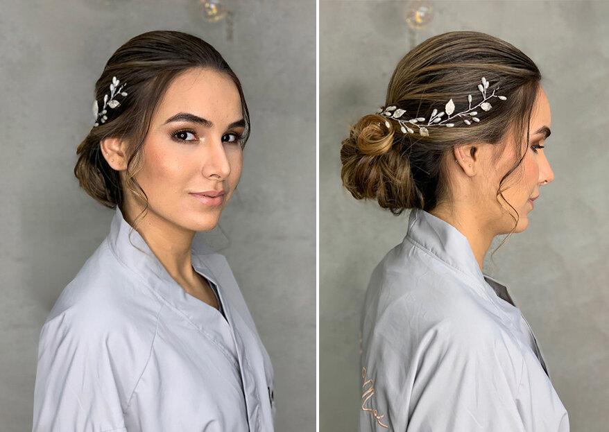 Con Moi Salon: ¡luce un look espectacular el día de tu boda!