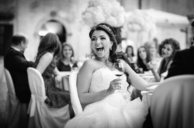 20 sorrisi da matrimonio: vota il tuo preferito!
