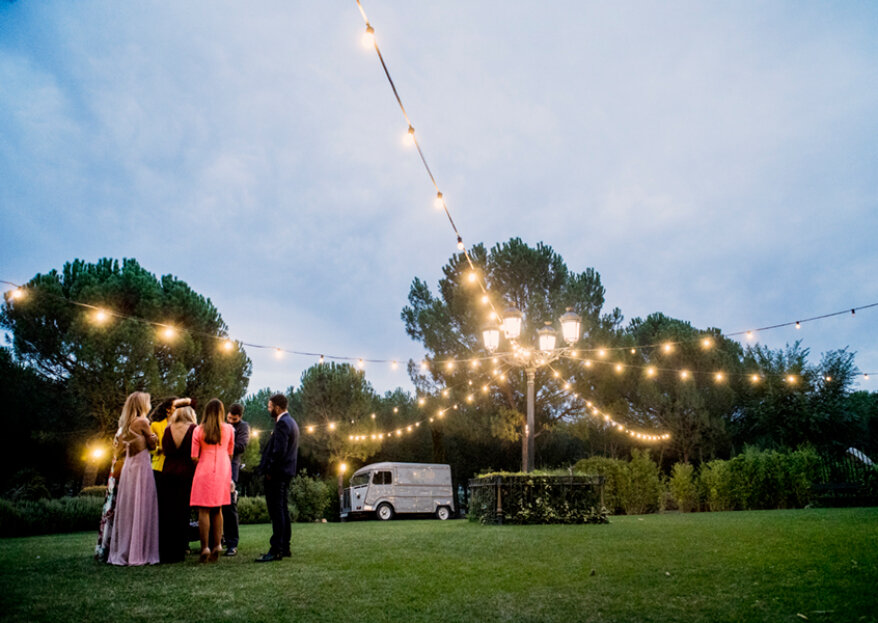 Cómo entretener a los invitados en tu boda en 5 pasos