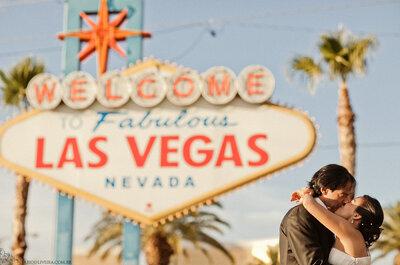 Todo lo que necesitas saber para casarte en Las Vegas