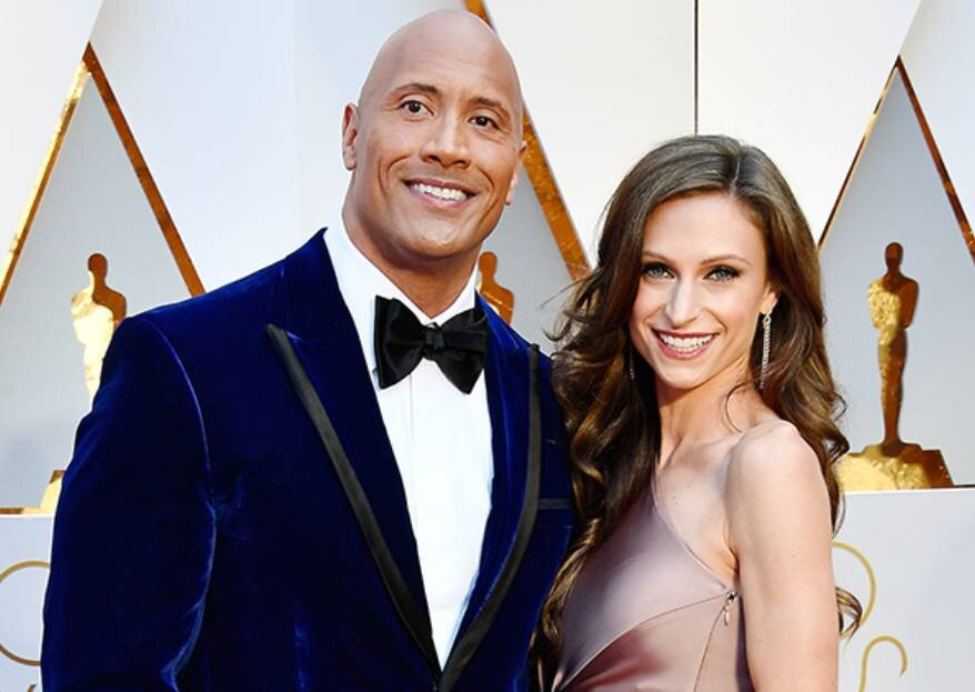 "Dwayne ""The Rock"" Johnson se casa no Havaí!"