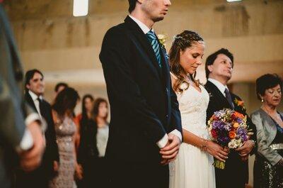 Tradición de lanzar el ramo de novia. ¿De dónde viene y en qué consiste?