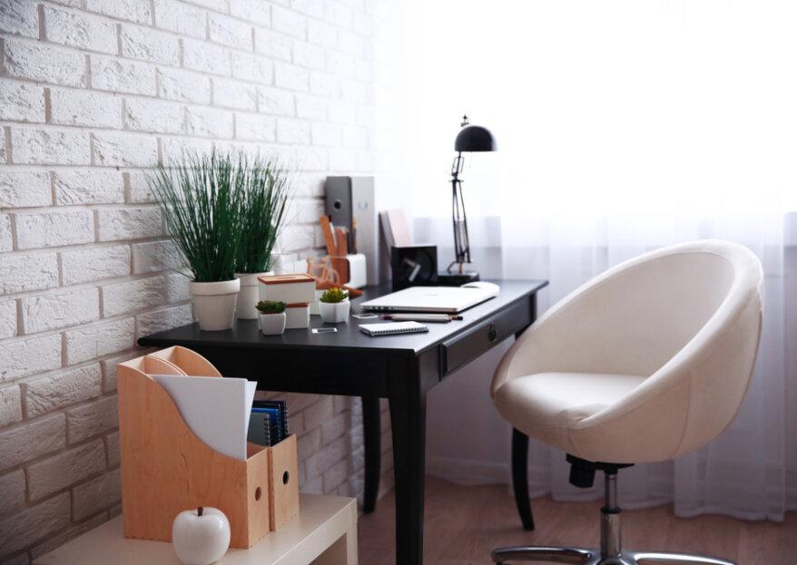 Home office: seis trabajos que puedes realizar sin salir de casa