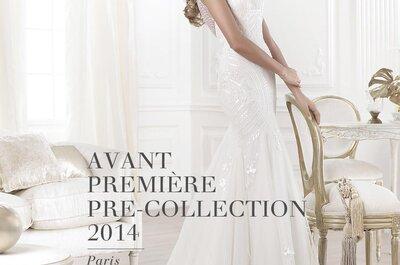 Collezione Pronovias 2014: quando la femminilità è glamour