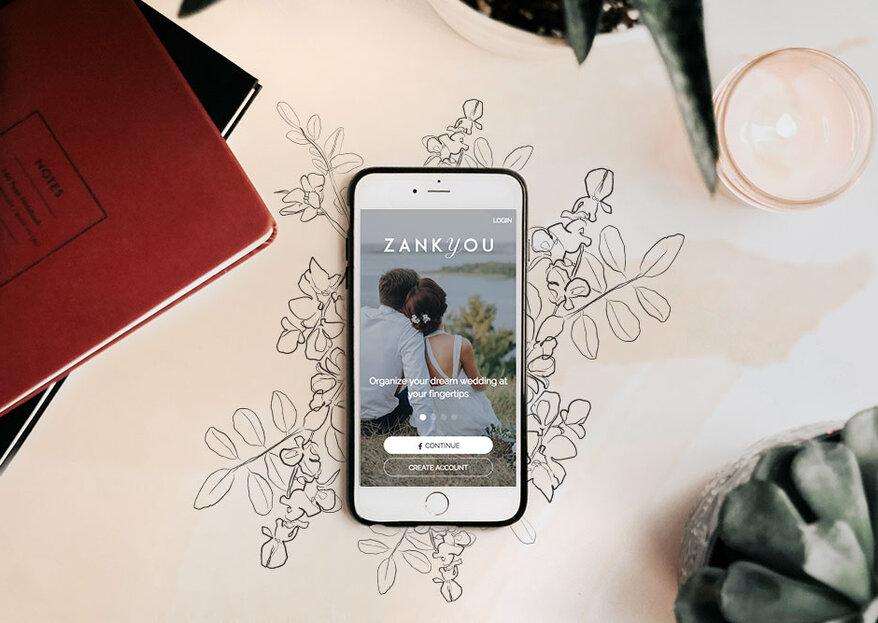 8 apps para el día de tu boda que solucionarán tu vida y la de tus invitados