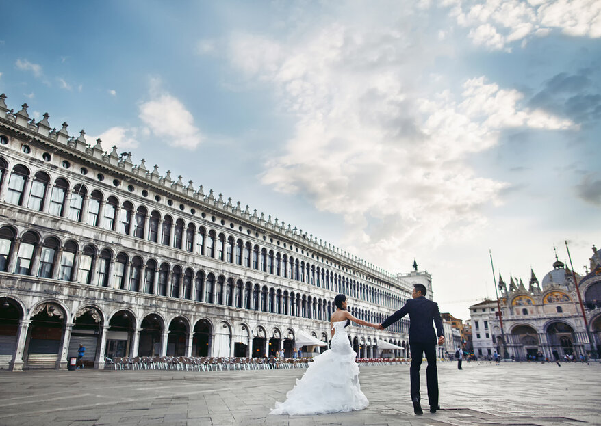 The Destination Wedding Guide: Top Wedding Planners in Europe