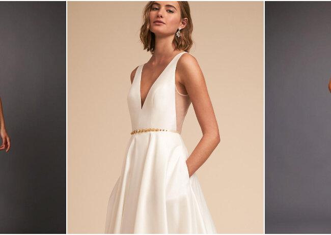 Los más elegantes vestidos de novia low cost. ¡Diseños que te sorprenderán! 6dd9bedc9cf7