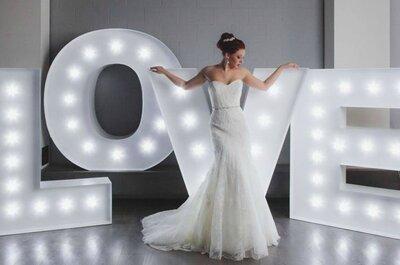 7 spose per 7... modelli. Qual è l'abito che fa per te?
