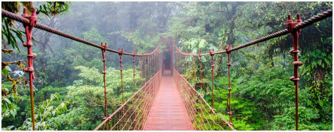 Lua de mel na Costa Rica: destino que é um autêntico paraíso!
