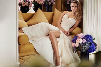 Caroline Castigliano 2017 Love is in The Air Collection - Elegance and Style At Its Finest!