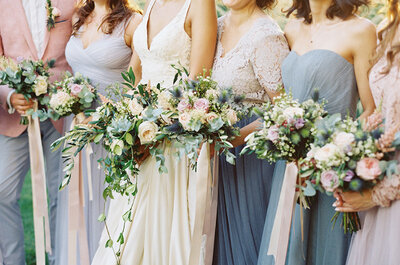 10 tendencias de boda 2018: las mejores recomendaciones para tu matrimonio