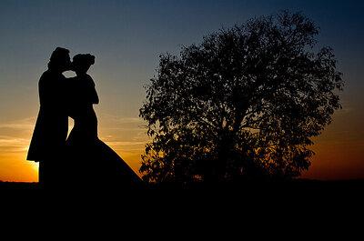 14 besos apasionados en el día de tu boda