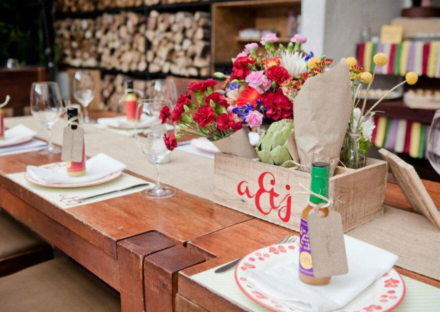 Tu boda en el centro histórico de Bogotá, ¡Restaurante Tábula es el lugar ideal!