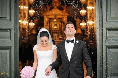 Ecco le 10 cose a cui ogni sposa deve rinunciare per essere felice...