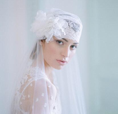 Fryzury ślubne Z Welonem Oto Najmodniejsze Upięcia