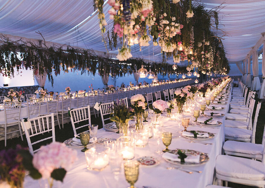 Le location che non conoscete e che vorrete scoprire per celebrare le nozze