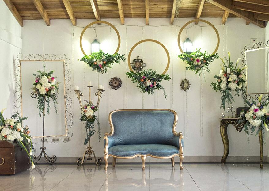 San Agustín Eventos y Turismo crea al 100% una boda de lujo, que recordarás por toda la vida