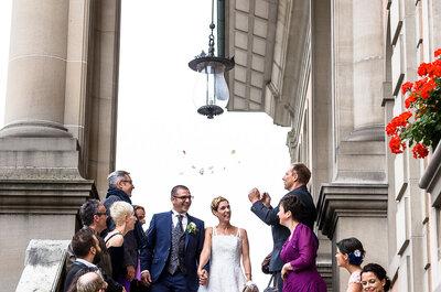 Lassen Sie sich von der bezaubernden Hochzeit von Tanja und Fabrizio inspirieren!