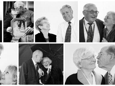 Mit dir möchte ich alt werden: Das schönste Liebesgeständnis von 12 Paaren, die gemeinsam auf 609 Ehejahre kommen