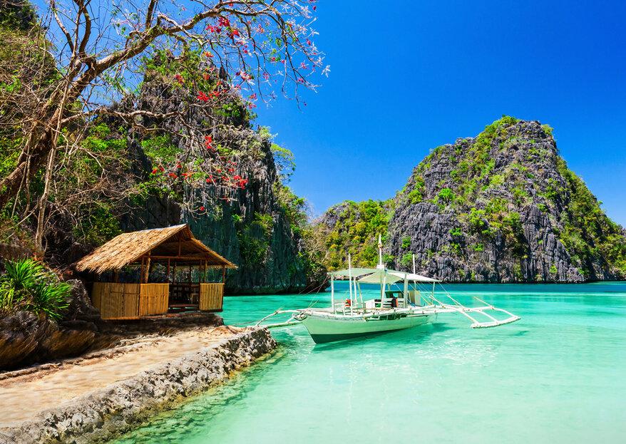 El top 10 con las islas más exóticas y paradisiacas para tu luna de miel