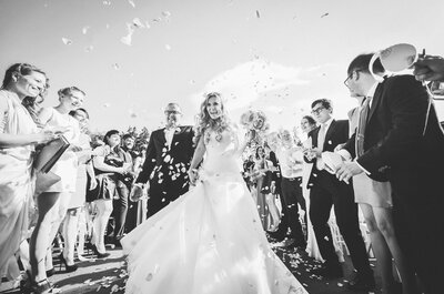 Где сыграть свадьбу весной: идеи для волшебного торжества!