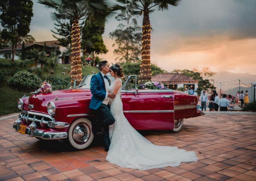 Medellín: la escenografía perfecta para tu boda en Hotel Boutique Villa de los Ángeles