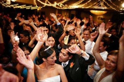 Vermeiden Sie eine leere Tanzfläche! 5 Tipps, wie Sie eine gute Hochzeits-Band finden