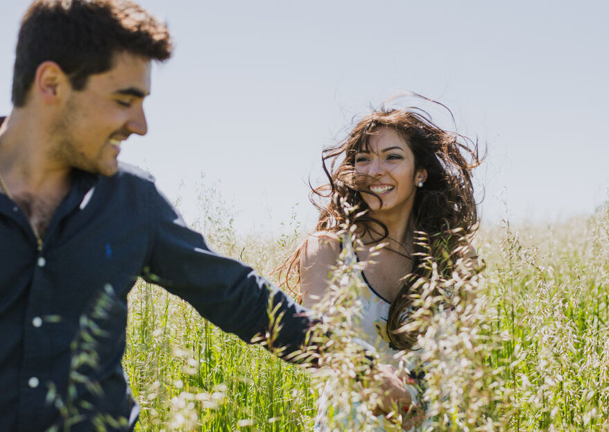 5 razões para fazer uma sessão fotográfica antes do casamento