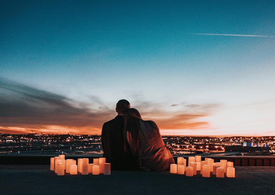 Cómo celebrar el primer aniversario de bodas. 5 pasos para sorprender