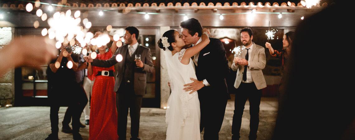 Una historia de (re)encuentros mágicos: la boda de Mariana y Thiago