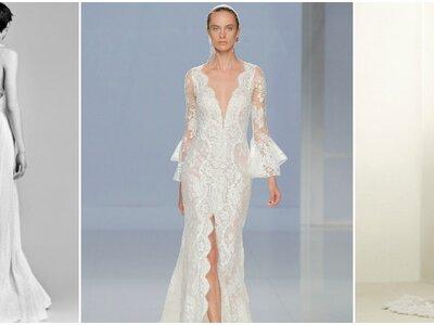 Lassen Sie sich von Brautkleidern im Meerjungfrauen-Stil verzaubern