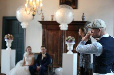 De beste muziektalenten voor je bruiloft geven tips!