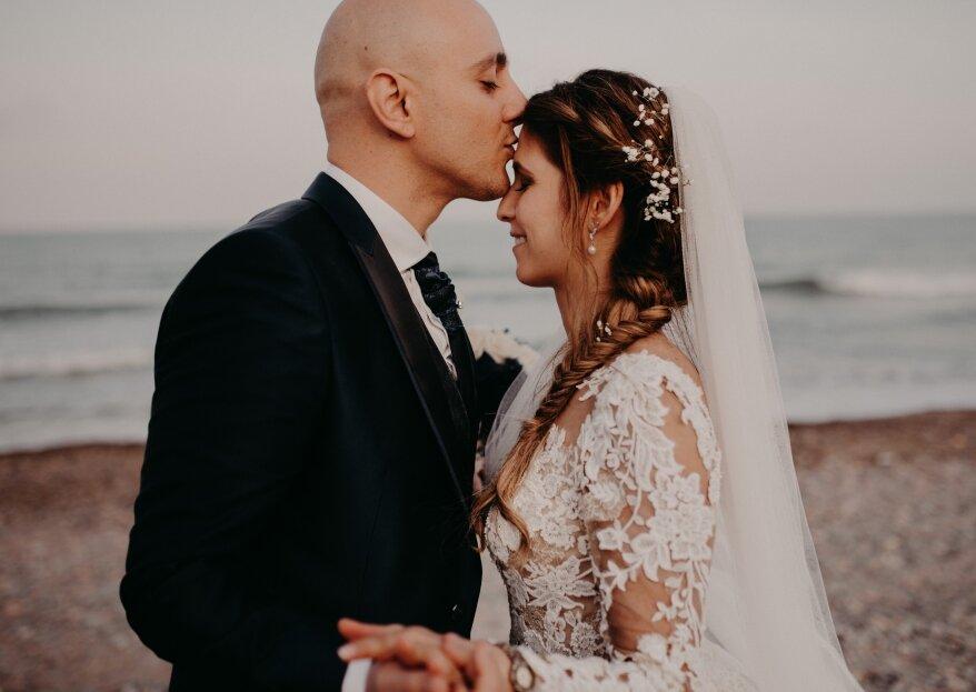 Cotton Blue es cercanía, naturalidad y mucho cariño para tus fotos de boda