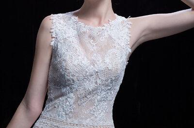 Demetrios Platinium 2016 : des robes de mariée glamour, élégantes et féminines