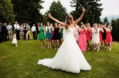 Jetzt ist es offiziell: Heiraten macht gute Laune!