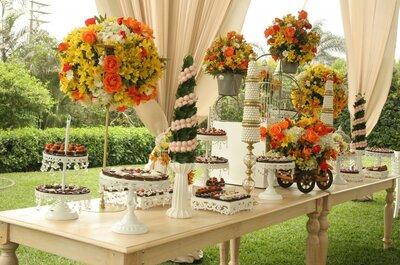 El catering para una boda perfecta. ¡Aprende cómo identificar a los mejores proveedores!