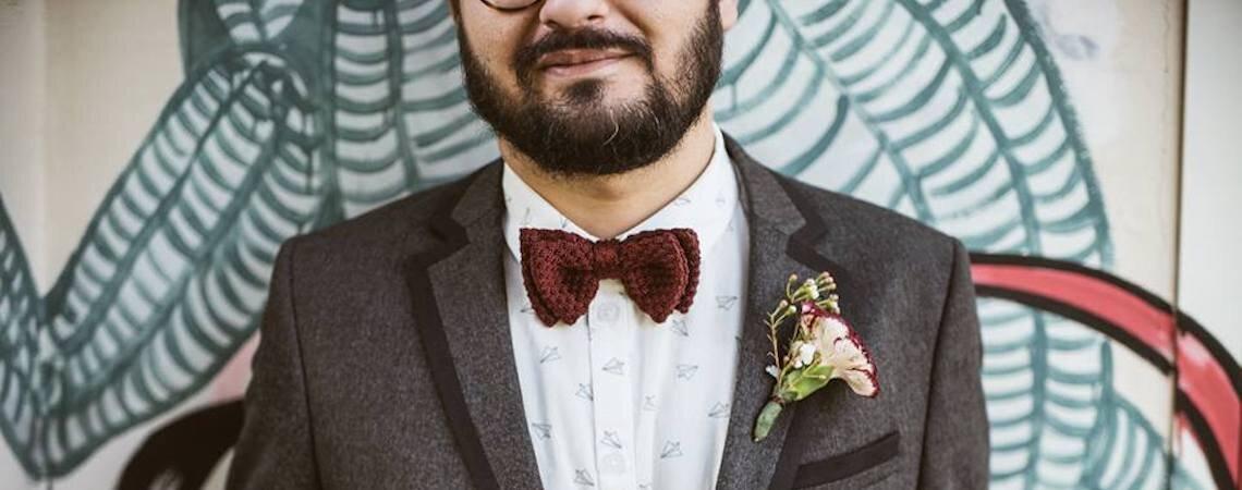 5 colori per la boutonnière dello sposo: quale sceglierai?