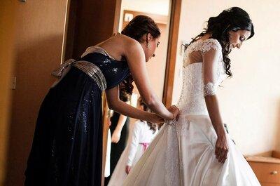 Come scegliere l'abito perfetto per un matrimonio civile? La parola ai nostri esperti
