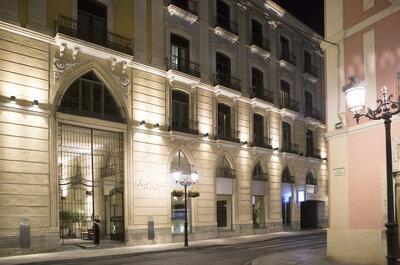 Foto: Hospes Hotel Amerigo