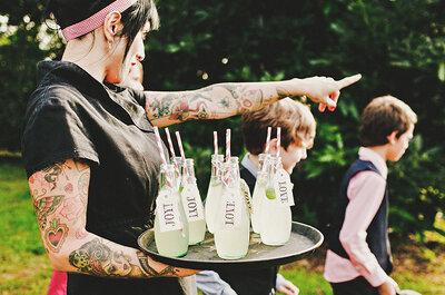 Kulinarische Kreativität für das Hochzeitsfest: Snacks als Highlights!