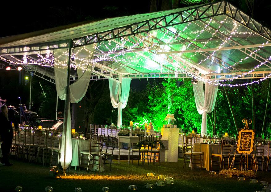 La boda de tus sueños con Megamusic Entretenimiento, ¡es una realidad!