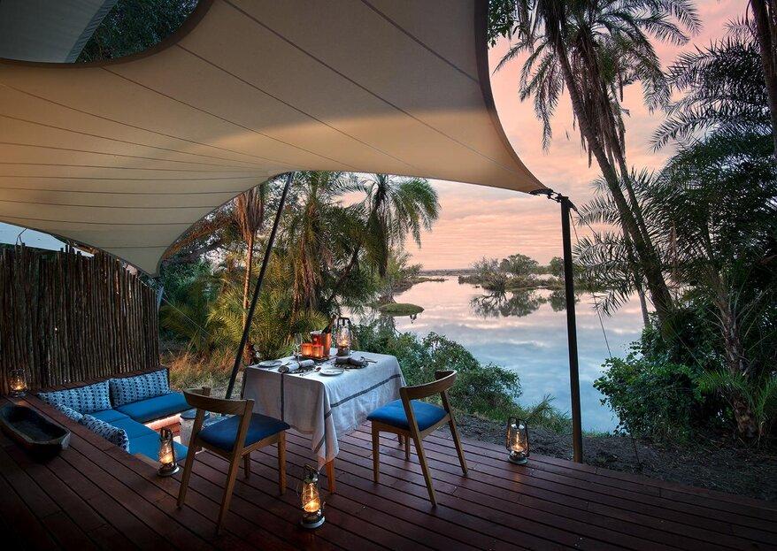 Una luna de miel perfecta en África con Botswana Holidays