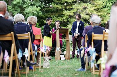 Blazer, stola e kimono: come coprirsi con eleganza ad un matrimonio