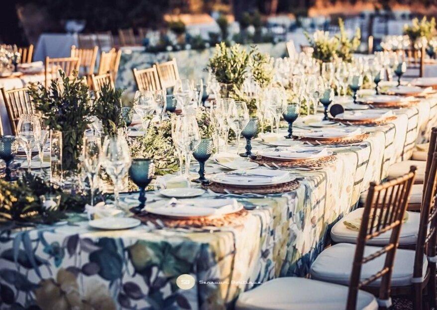 Los 10 mejores catering para bodas en Sevilla