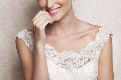 Como ter uma maquiagem LINDA de capa de revista no seu casamento!