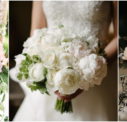 Foto Bouquet Sposa.Bouquet Sposa Di Peonie Una Nuvola Profumata Tra Le Tue Mani