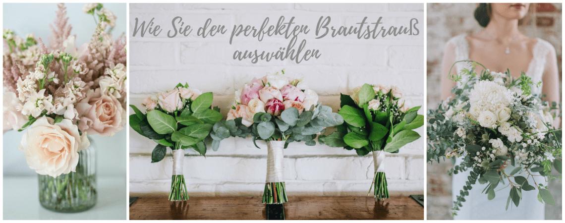 Blumen für die Braut – Wie Sie den passenden Brautstrauß finden