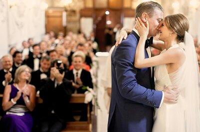 Il fashion wedding di Kate e Luke nella raggiante Taormina, con i 9 consigli di una fashion editor!